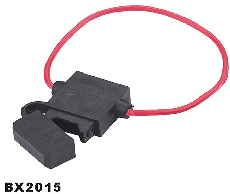 automotive fuse holder bx2015 fuse holder fuse plastic Automotive Fuel Line Connectors