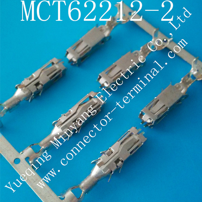 Lear automotive connector terminal MCT62212-2 - Yueqing Minyang ...