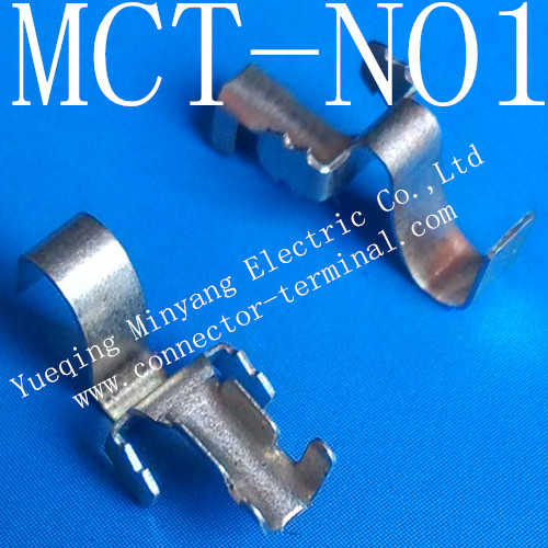 250 Auto Wire Tab Crimp Terminal Dj62163 Yueqing Minyang Electric