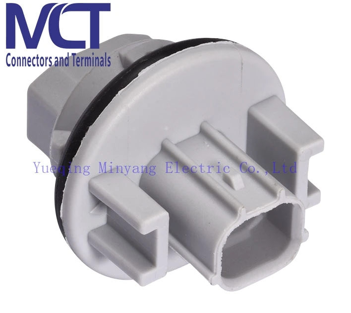 stanley auto headlight cable plug housing connector for honda automotive  car wiring harness mct-hd-10800 - yueqing minyang electric co.,ltd  yueqing minyang electric co.,ltd