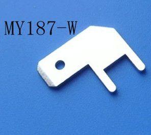 My187 W 187 Pcb Tab Male Terminal Yueqing Minyang