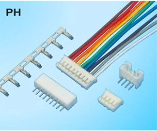 Ph Series 2 0mm Pitch Wire To Board Crimp Style Cable