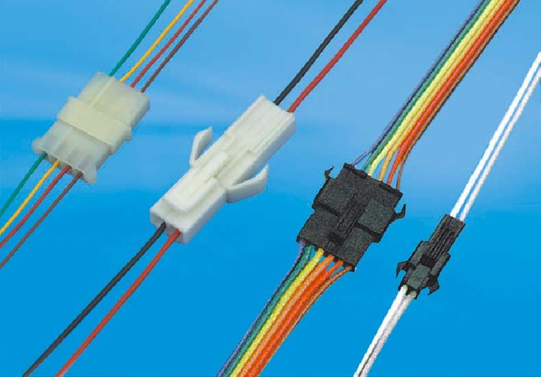 wire harness parts 2-wiring harness - Yueqing Minyang Electric Co.,ltd.