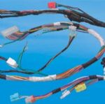 Electricial wiring harness for Mircowave oven